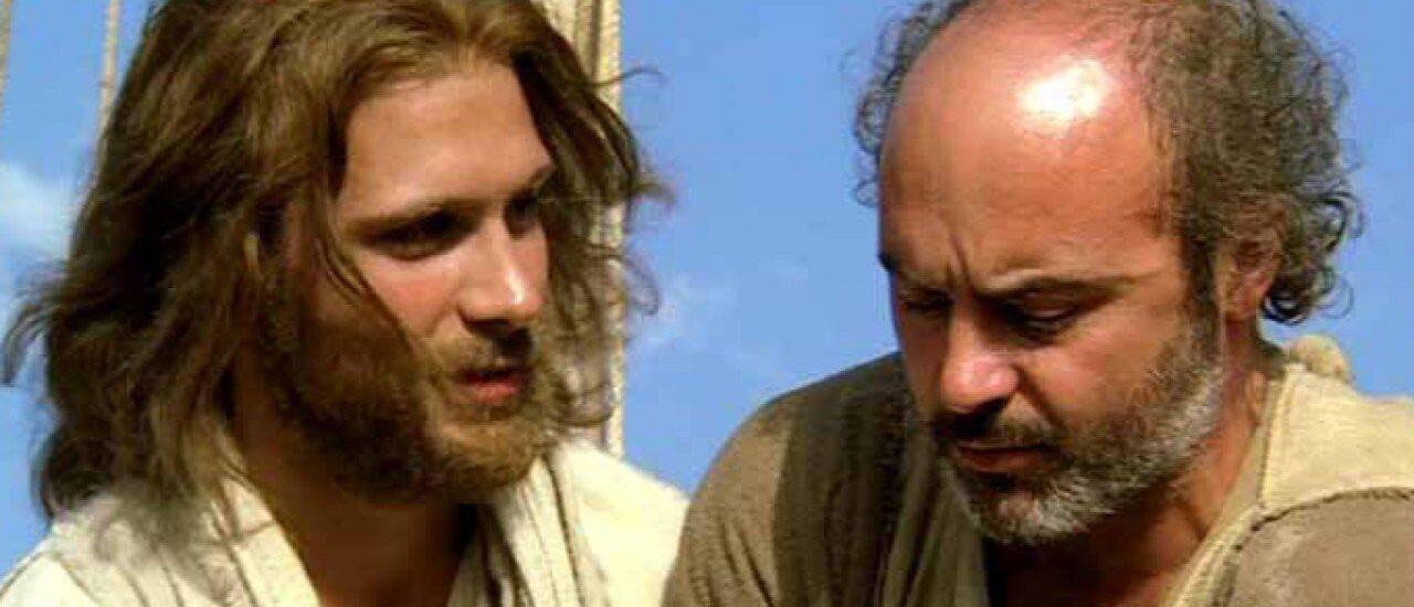 Tu sei Pietro, e a te darò le chiavi del regno dei cieli.  + Dal Vangelo secondo Matteo 16,13-19