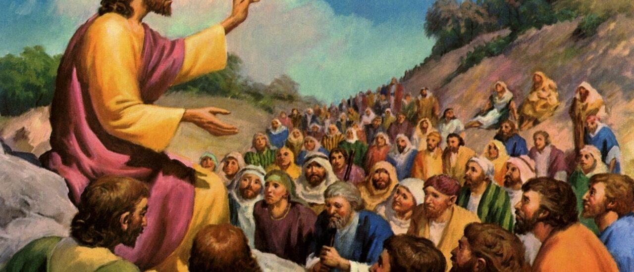 Il granello crebbe e divenne un albero.  + Dal Vangelo secondo Luca 13,18-21