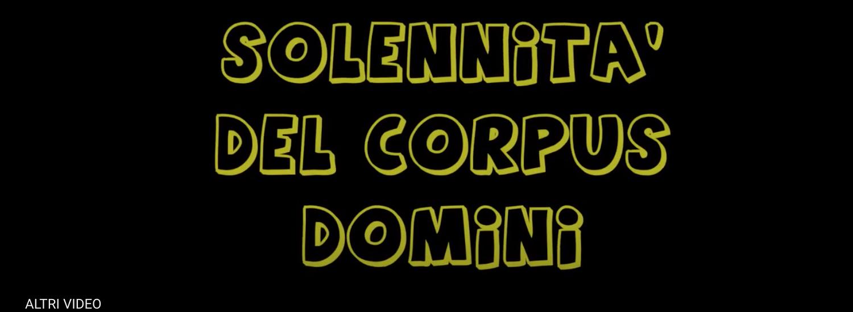 Solennità del Corspus Domini – Vangelo per ragazzi
