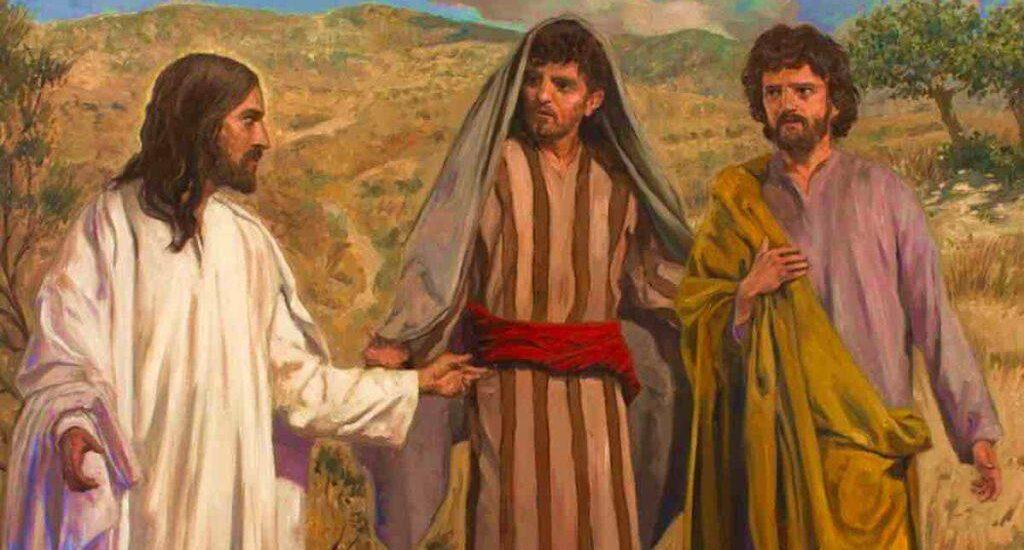 Il Figlio dell'uomo sta per essere consegnato. Avevano timore di interrogarlo su questo argomento.  + Dal Vangelo secondo Luca 9,43b-45