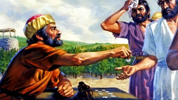 Sei invidioso perché io sono buono? + Dal Vangelo secondo Matteo 20,1-16 -  Unità Pastorale San Salvaro | Diocesi di Verona