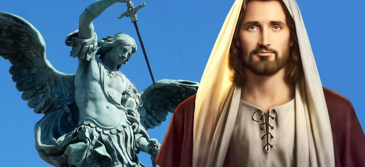Vedrete il cielo aperto e gli angeli di Dio salire e scendere sopra il Figlio dell'uomo.  + Dal Vangelo secondo Giovanni 1,47-51