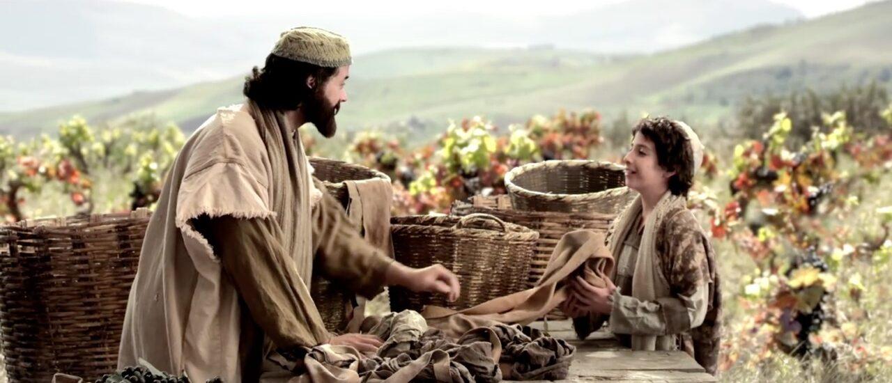 Pentitosi andò. I pubblicani e le prostitute vi passano avanti nel regno di Dio.  + Dal Vangelo secondo Matteo 21,28-32