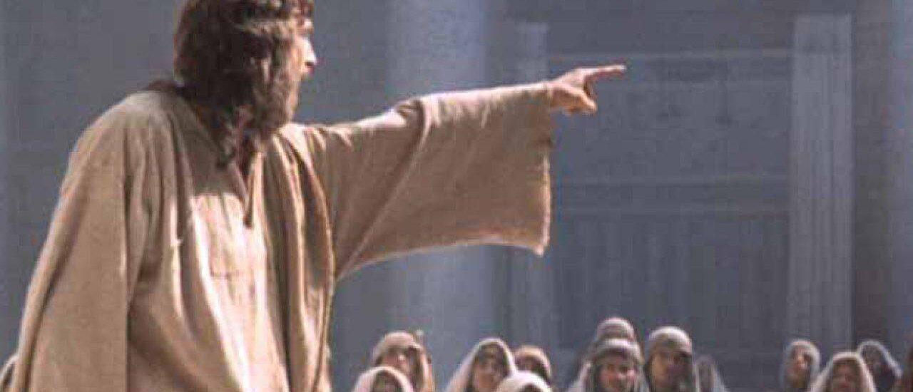 Non sono venuto ad abolire, ma a dare pieno compimento.  + Dal Vangelo secondo Matteo 5,17-19