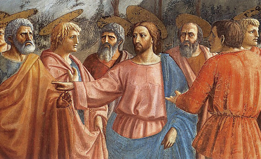 Voi dunque pregate così.  + Dal Vangelo secondo Matteo 6,7-15