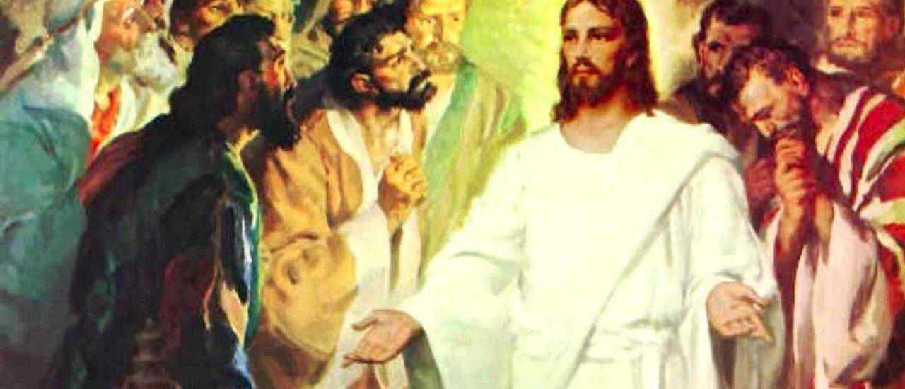 Guardatevi dal lievito dei farisei e di Erode.  + Dal Vangelo secondo Marco 8,14-21