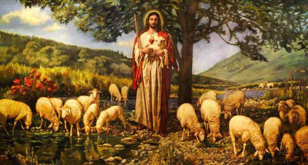 Io e il Padre siamo una cosa sola.  + Dal Vangelo secondo Giovanni 10,22-30