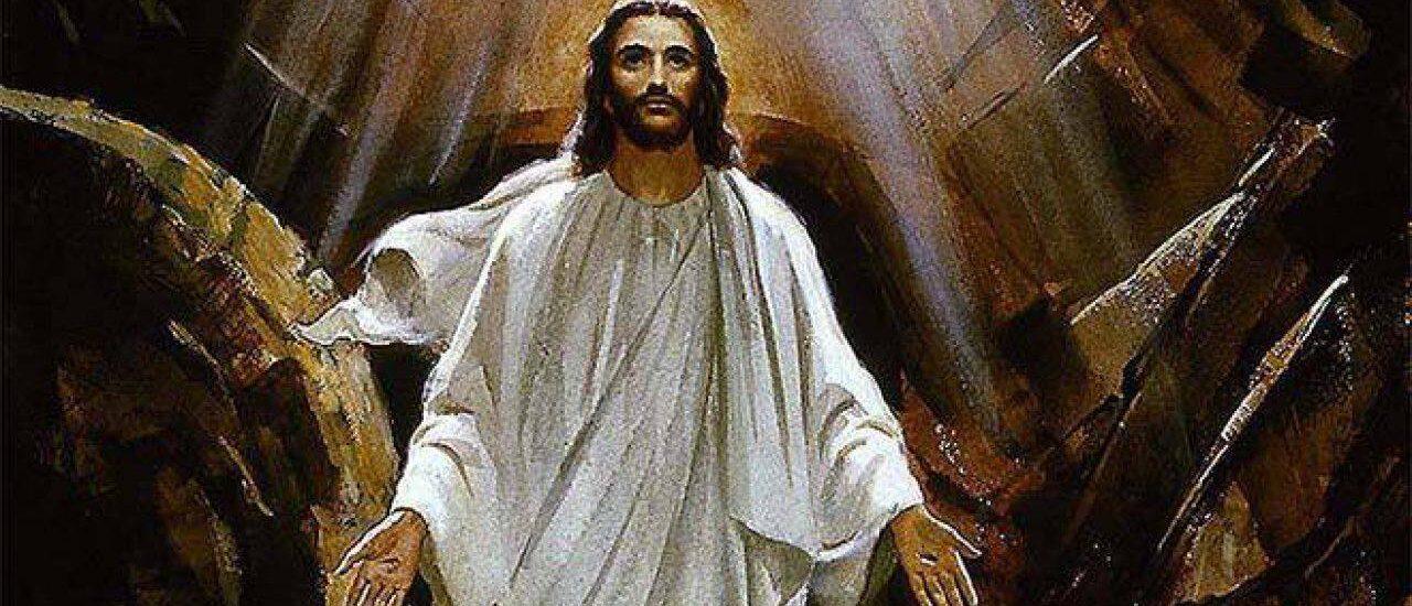 Andate ad annunziare ai miei fratelli che vadano in Galilea: là mi vedranno.  + Dal Vangelo secondo Matteo 28,8-15